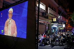 debates, Tunisia