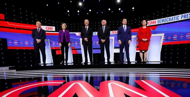 Medicare For All, Amy Klobacher, Democratic Debates