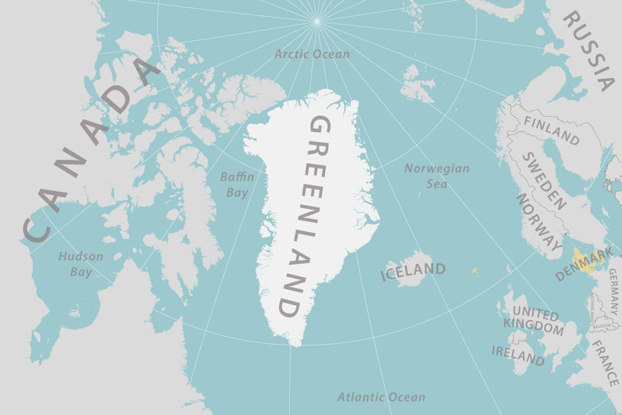 Greenland, Donald Trump