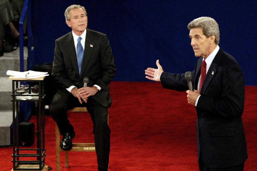 elections, Presidential elections, 2004 Presidential election
