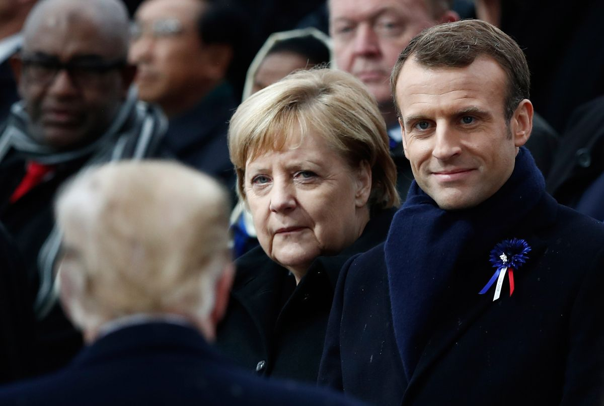 Germany, France, United States