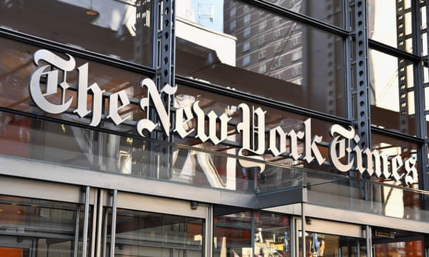 Media Bias, Media Watch, New York Times, Donald Trump