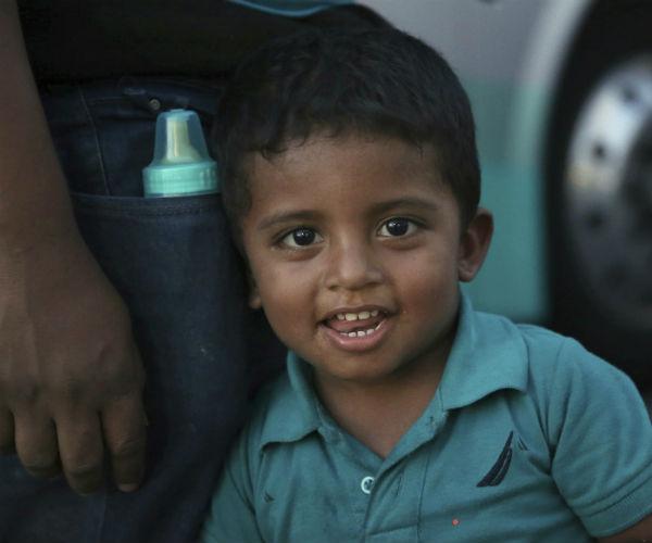 detention, migrants, migrant children