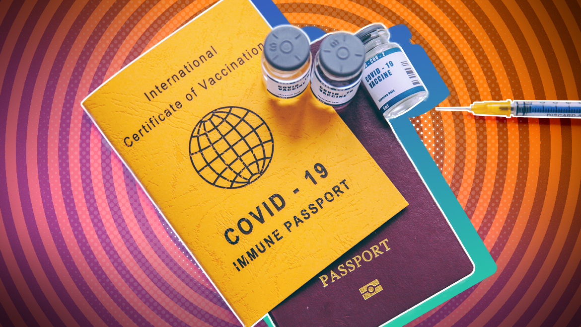 Vaccine passports: The promise and pitfalls | AllSides