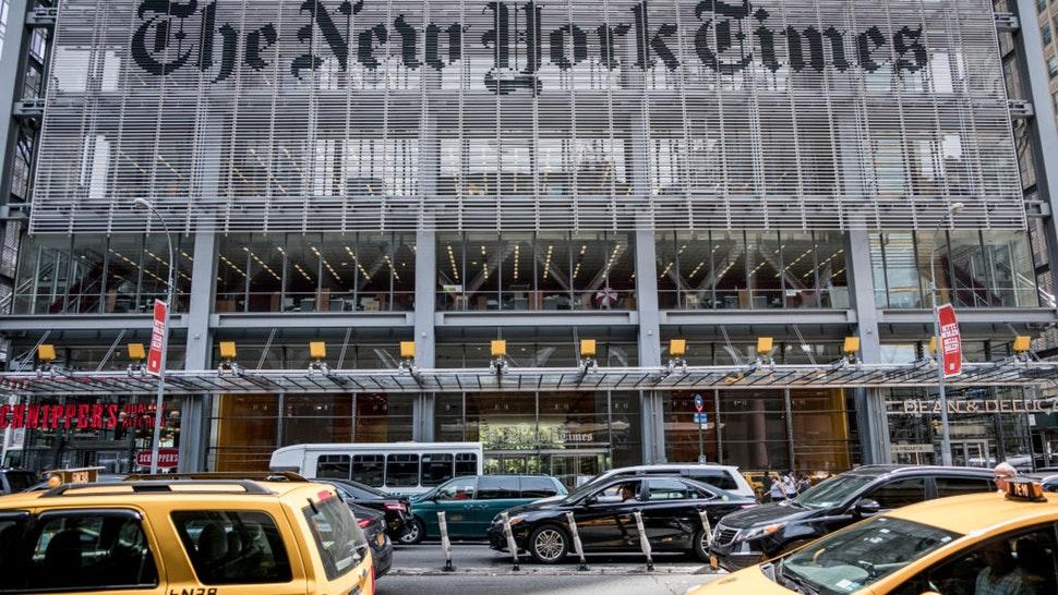 Media Bias, Media Watch, New York Times