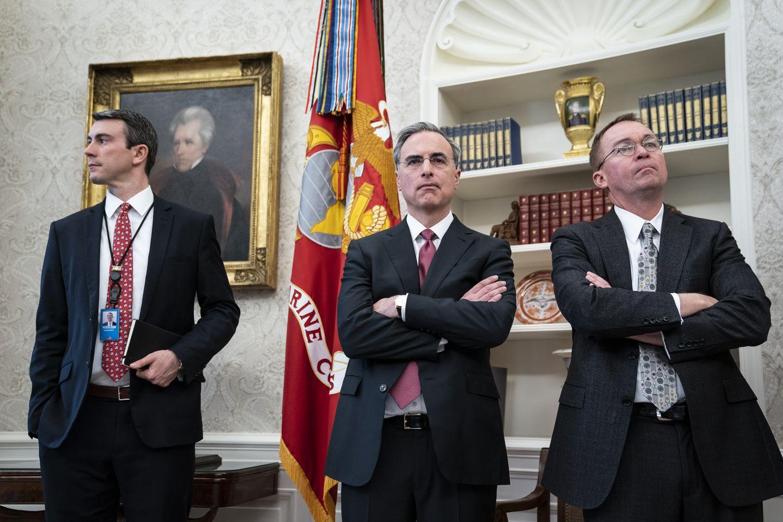 White House, impeachment