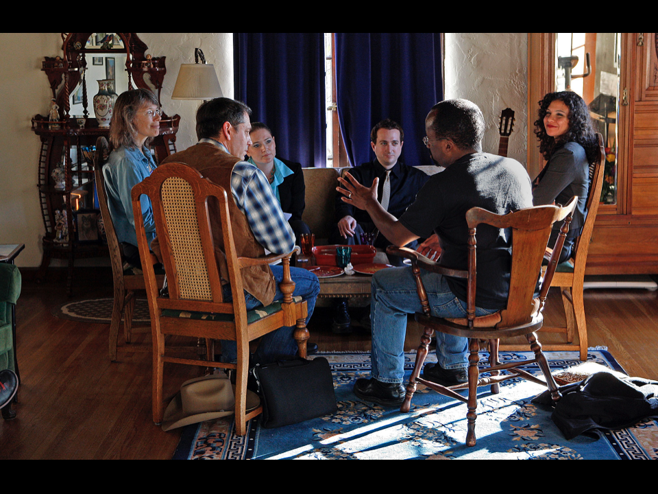 Living Room Conversation