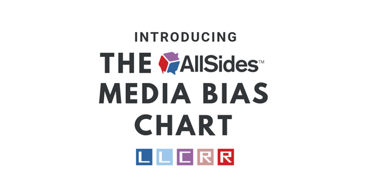 Introducing AllSides Media Bias Chart