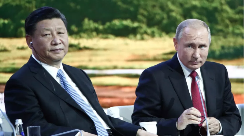 Russia, China, United States, National Security
