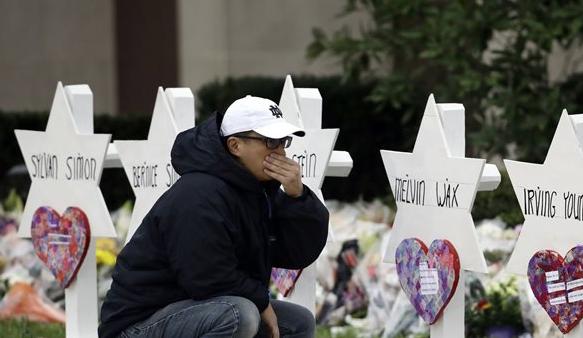 violence in America, Pittsburgh, anti-semitism
