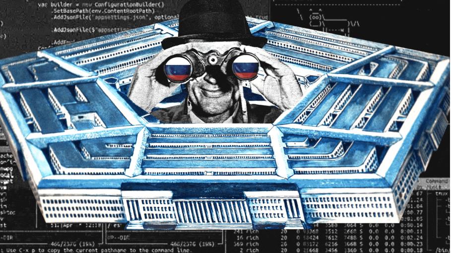 Pentagon, cyberattack