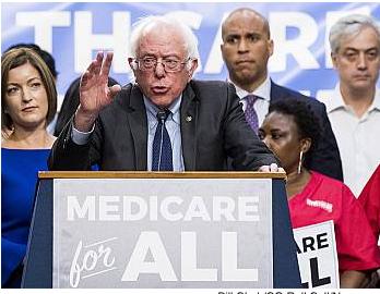 Medicare, single-payer system