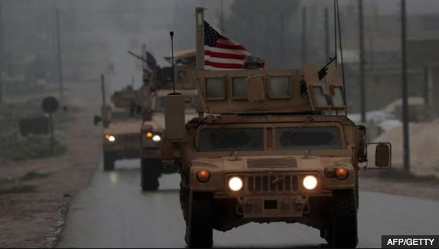US Military, Syria