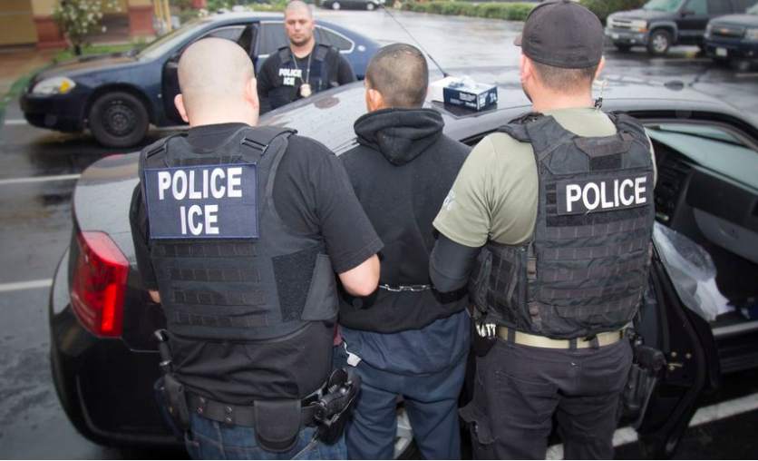 ICE, border talks