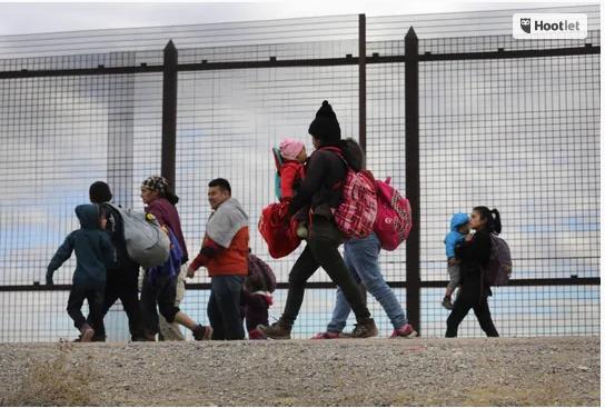 immigration, El Paso