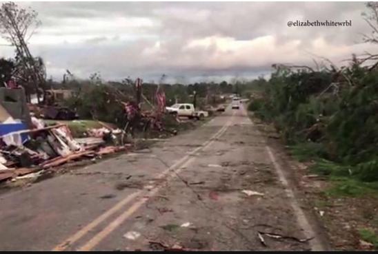 tornadoes, Alabama