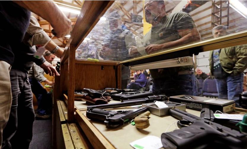 Gun Control, background checks