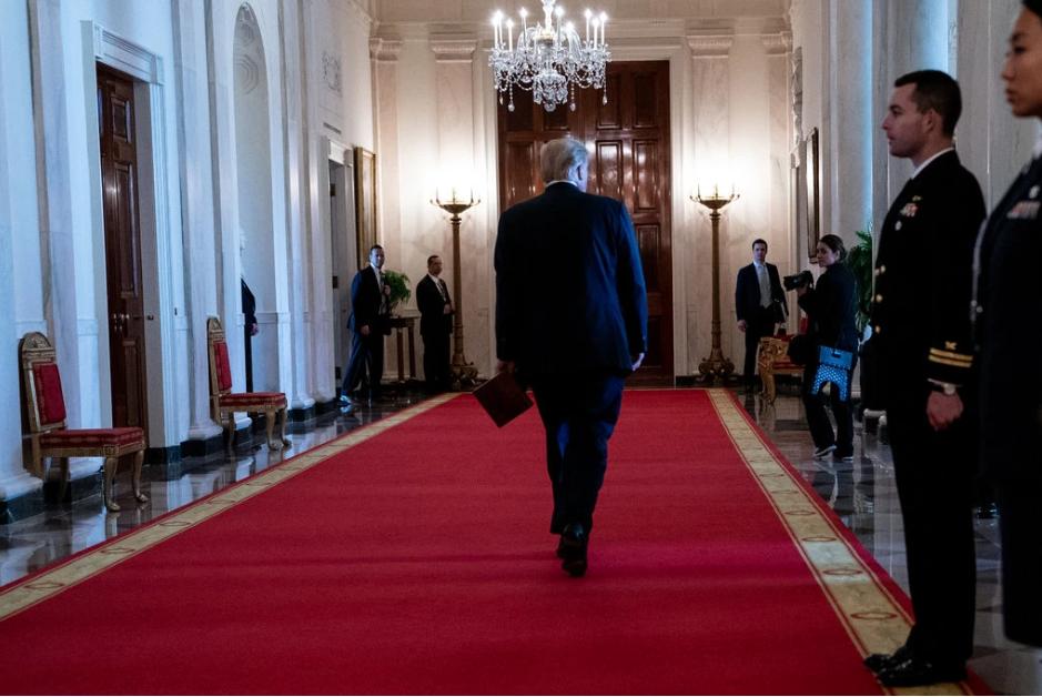 White House, dishonesty