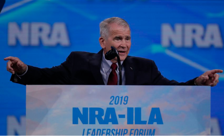 'Crisis': NRA seeks path forward after Oliver North's surprise resignation, New York probe