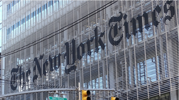 Media Bias, Media Watch, New York Times, anti-semitism