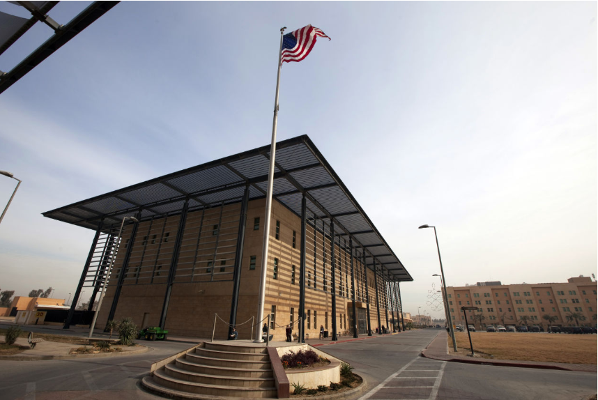 State Department, Iraq