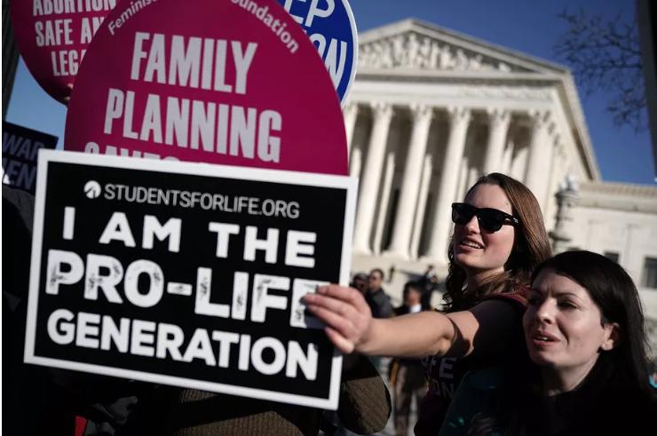 abortion, Roe v Wade