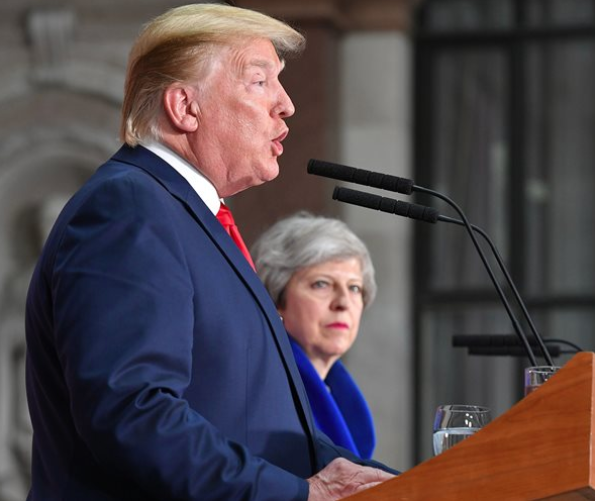 Trade, Great Britain, Brexit