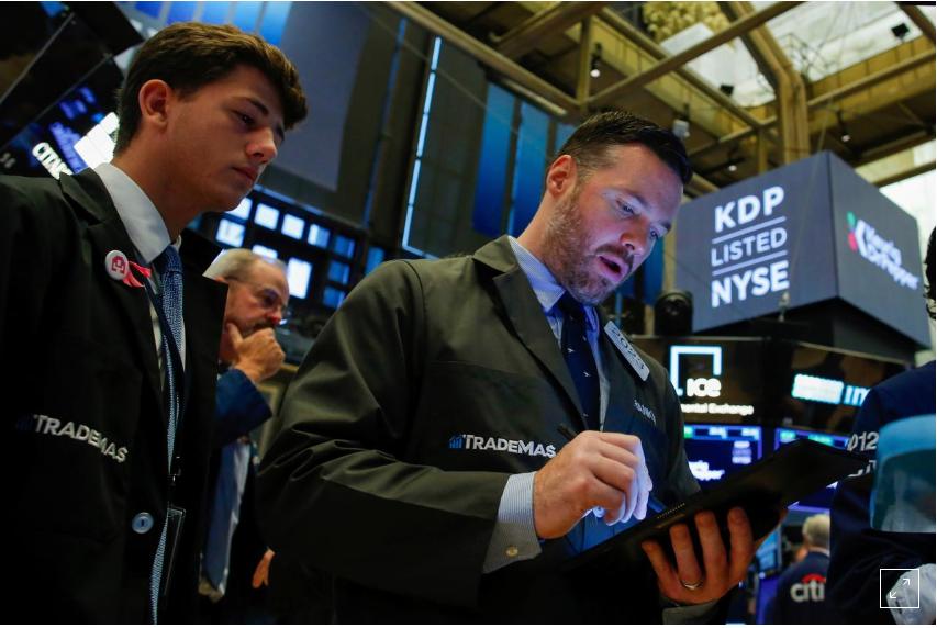 stock market, recession