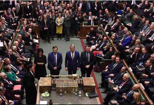 Great Britain, Brexit, elections, Boris Johnson