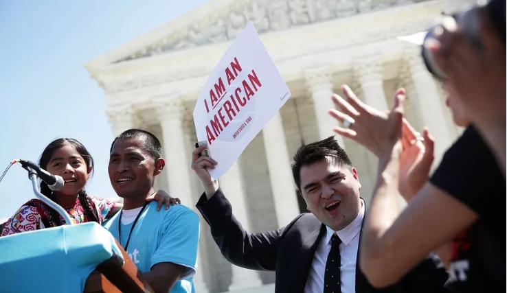 immigration, DACA, SCOTUS