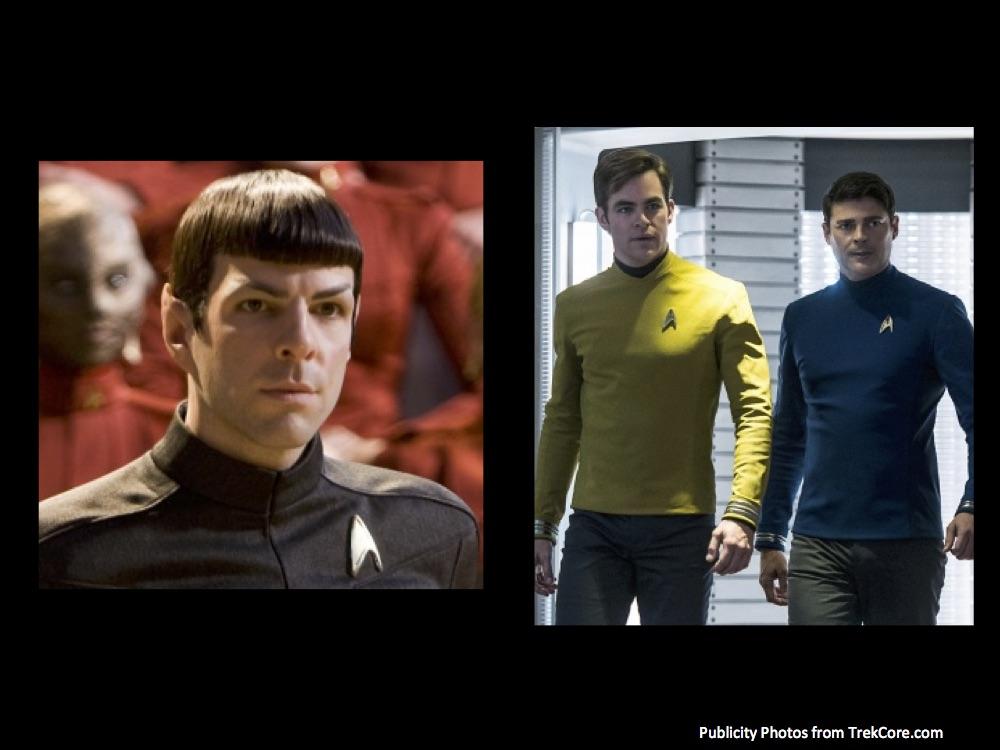 Star Trek new cast
