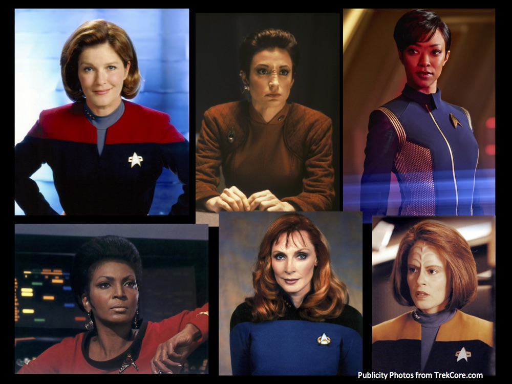 Star Trek Women