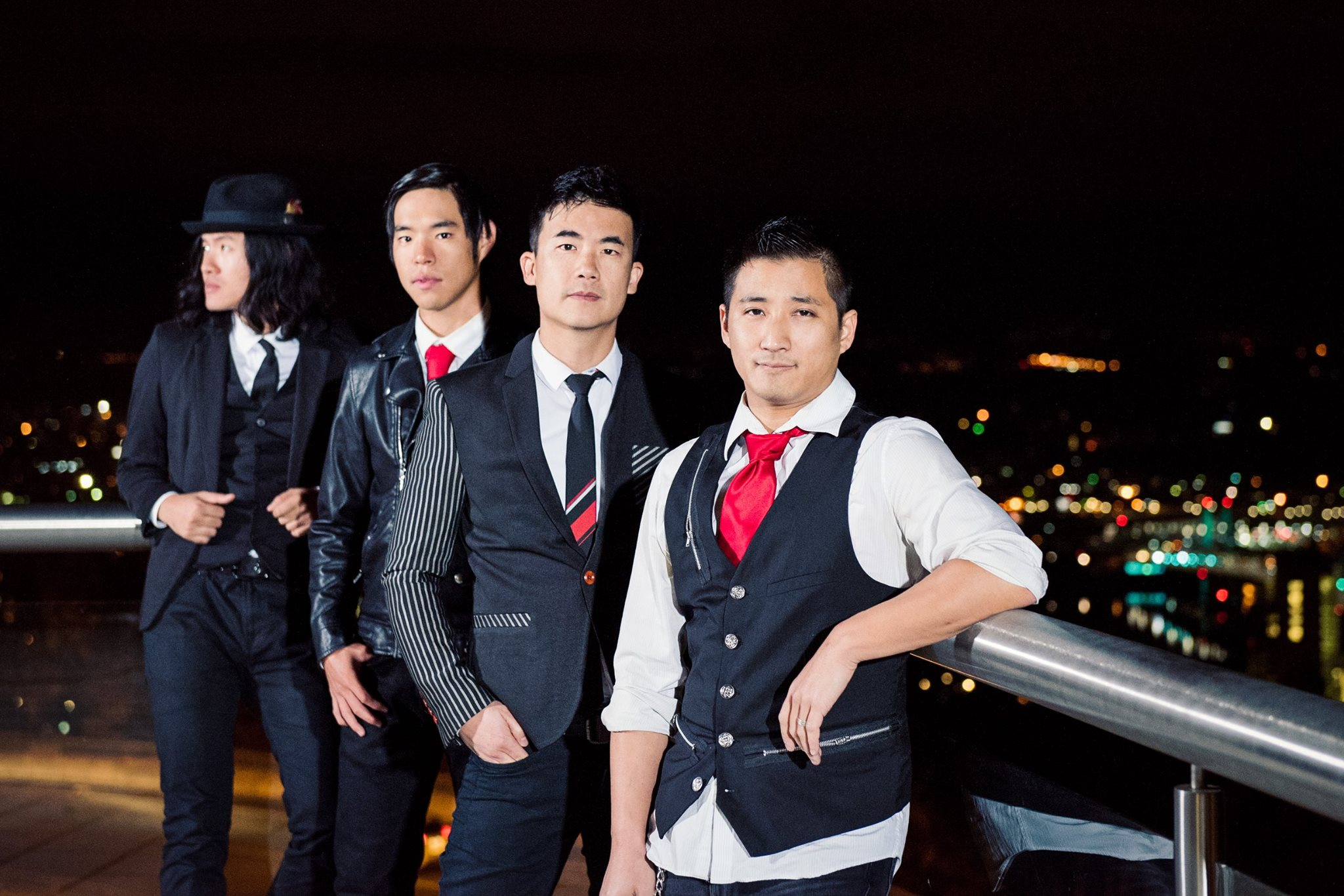 The Slants Band