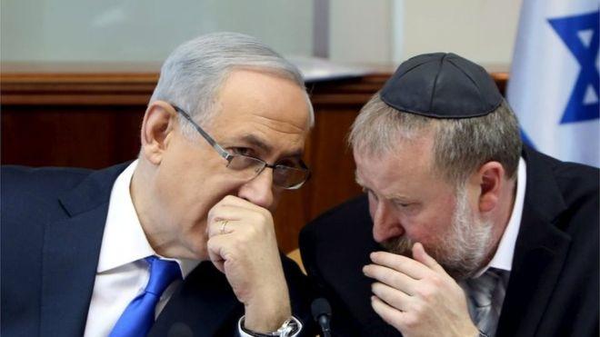 Benjamin Netanyahu, Israel, Corruption investigation