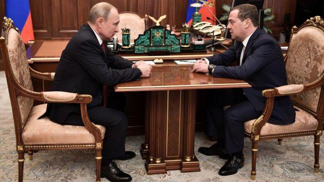 Russia, Russian government