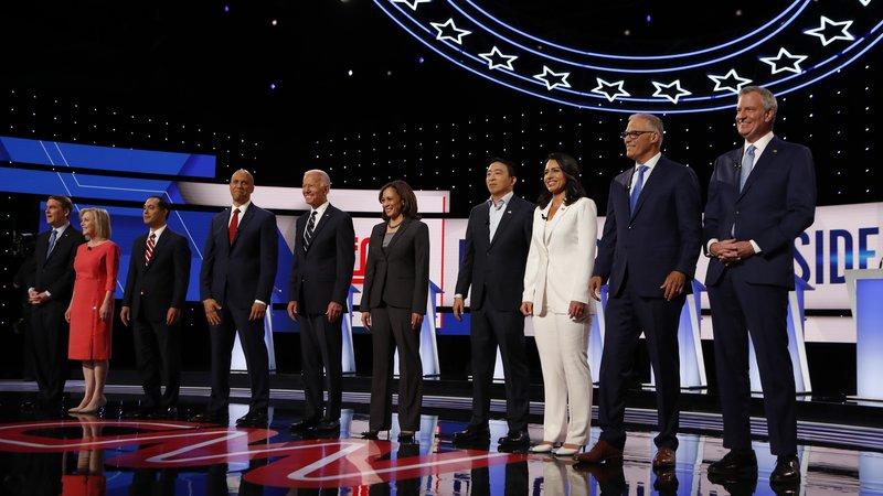 elections, Presidential elections, Presidential debates, DNC