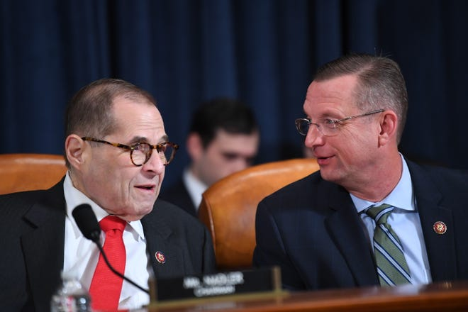 House Judiciary Committee, Impeachment, Articles of Impeachment
