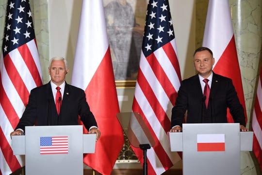 Poland, Russia, G7, Donald Trump