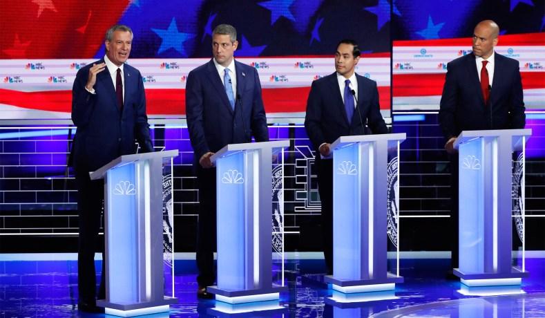 Election 2020, Democrats, debates