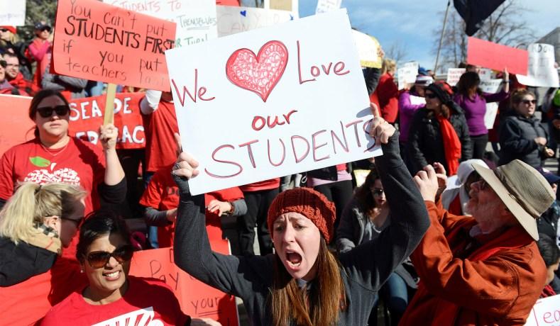education, school reform, teachers unions