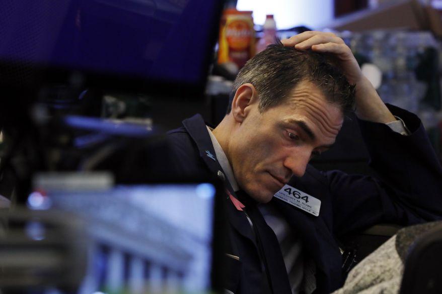 banking and finance, stock market, Wall Street, S&P 500, coronavirus