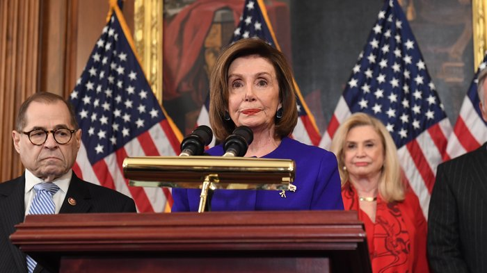 US House, Articles of Impeachment