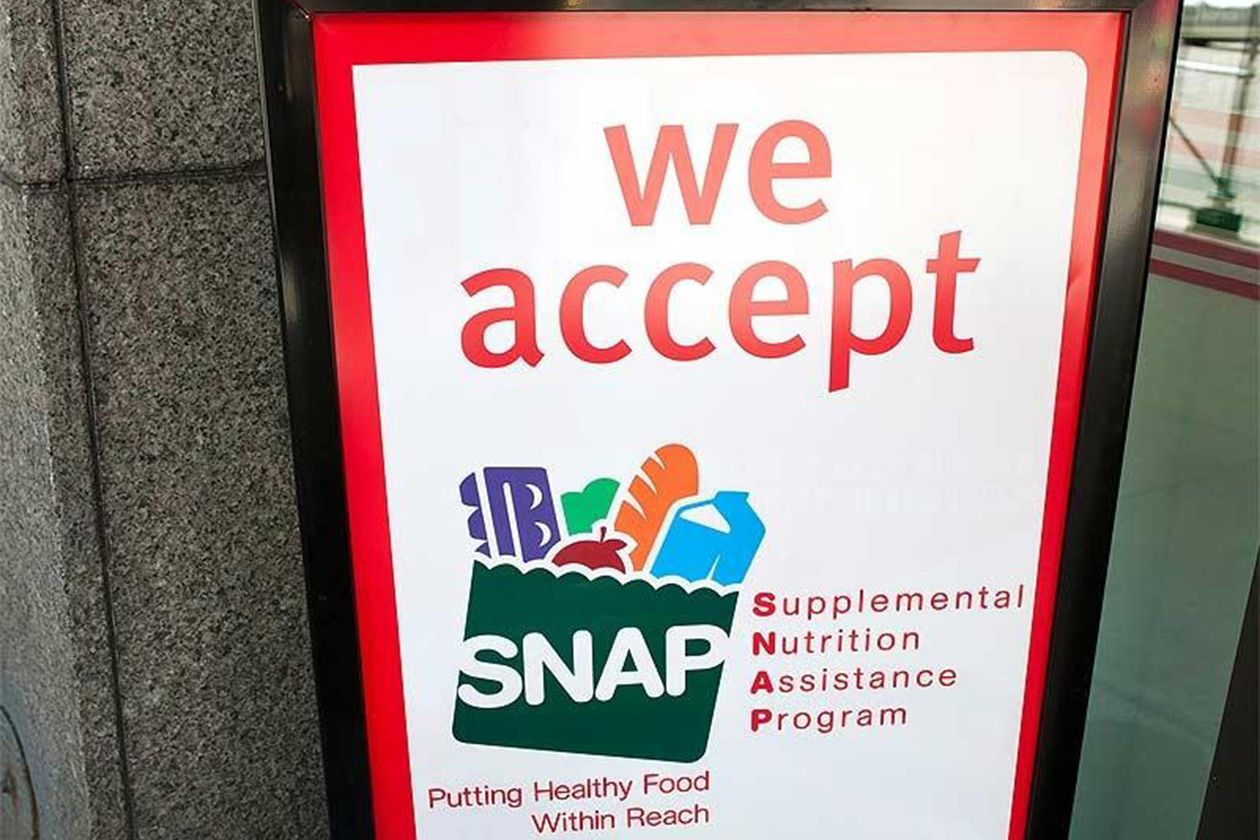 food stamps, Trump Administration