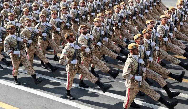 National Security, Iran
