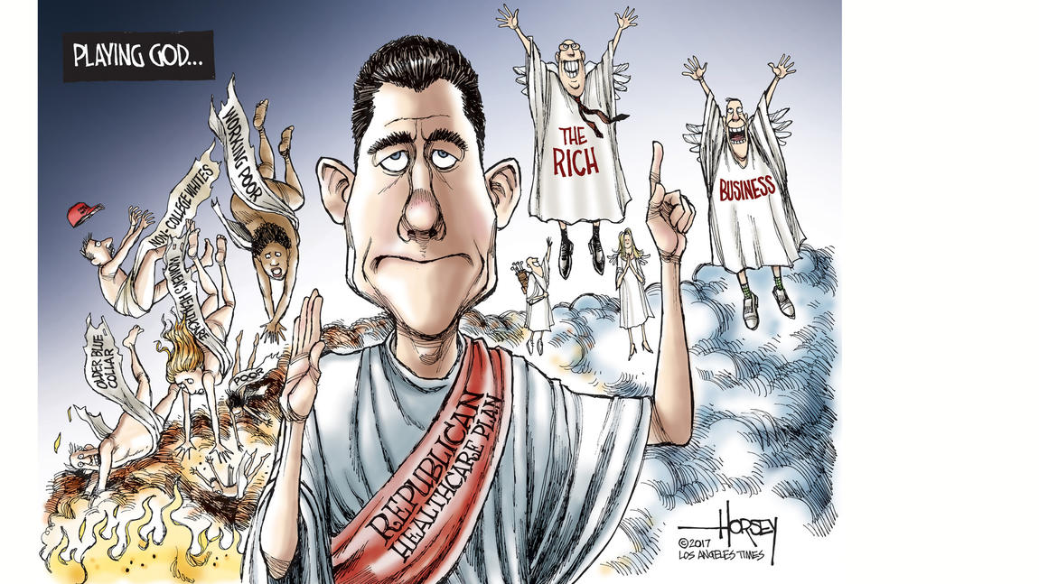 Paul Ryan's 'Trumpcare' does not entirely repeal or ...