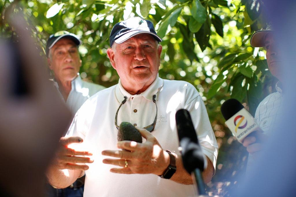 farmers, Donald Trump, trade war