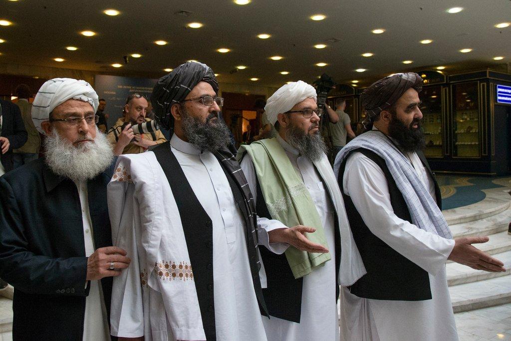 National Security, Taliban