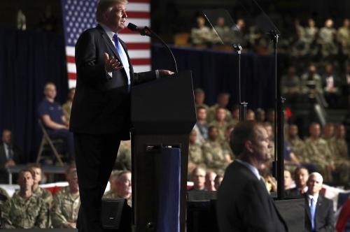 Donald Trump, Afghanistan