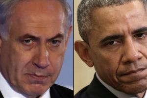 Obama Versus Netanyahu, From GoogleImages