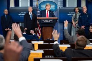 White House, coronavirus, coronavirus task force, Reopening America, coronavirus vaccine